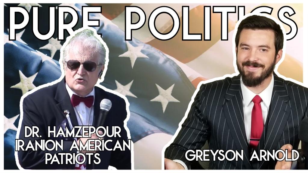 Pure Politics Interviews Dr. Hamzepour