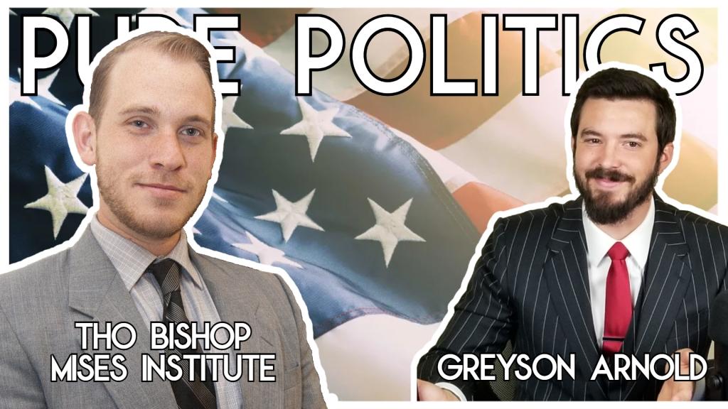 Pure Politics Interviews Tho Bishop