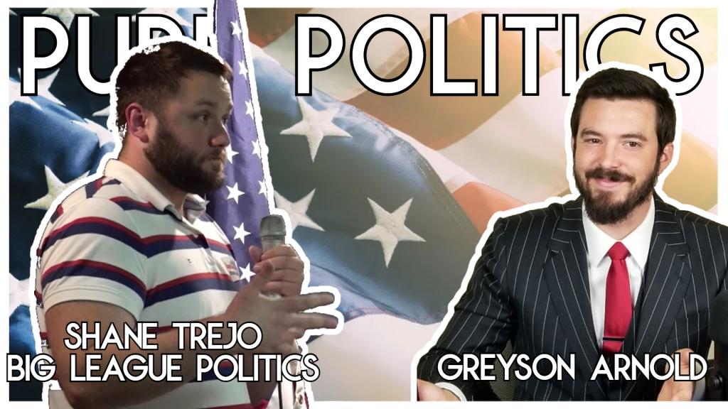 Pure Politics Interviews Shane Trejo