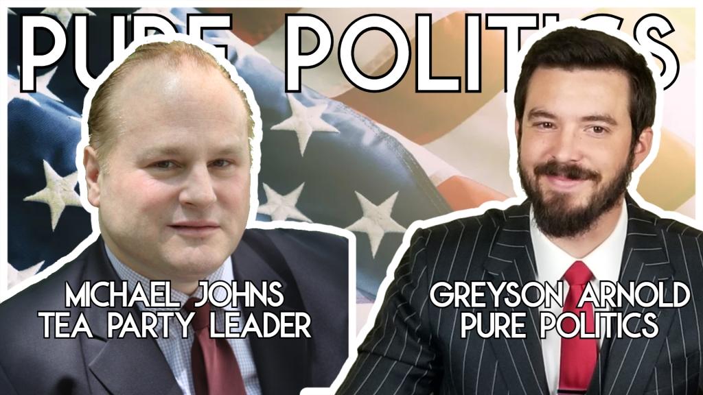 Pure Politics Interviews Michael Johns